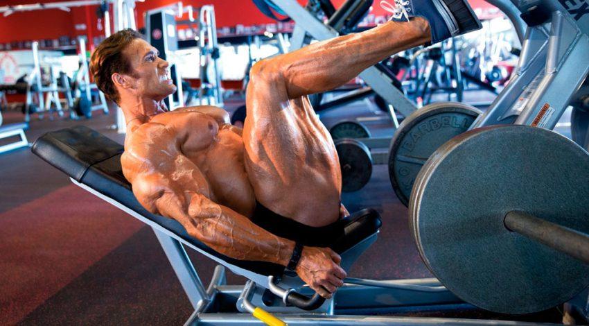 Тренировка ног суперсетами