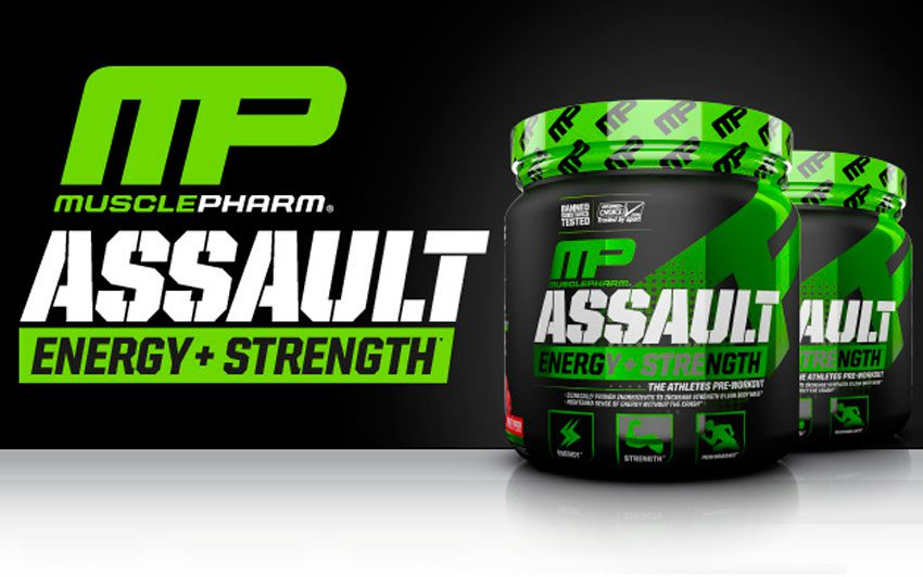 Assault от MusclePharm
