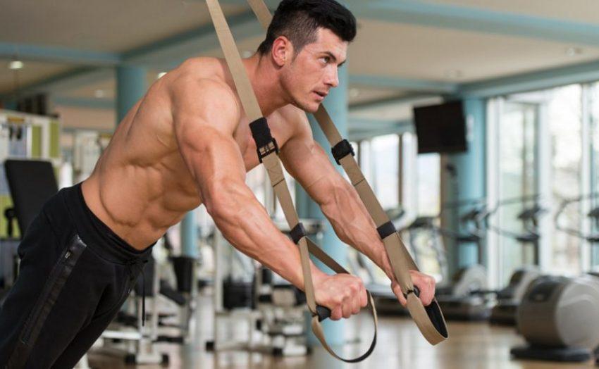 Сплит-программа тренировок для набора мышечной массы