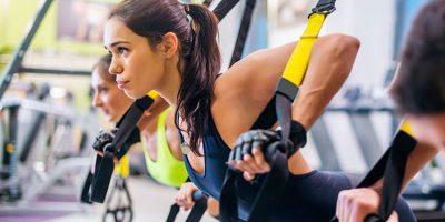 Петли TRX - лучшие упражнения и программы тренировок