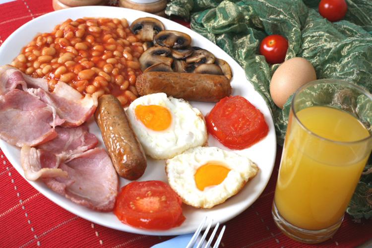Продукты повышающие холестерин