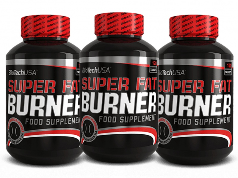 Как принимать Super Fat Burner от Biotech