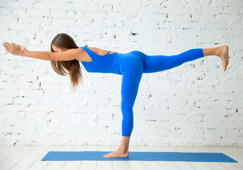 Йога для изящных рук несложные упражнения