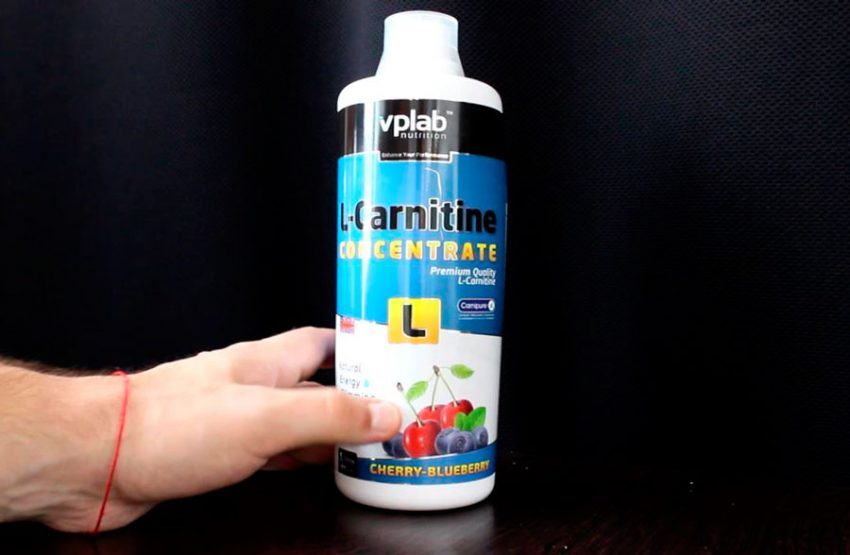 Как принимать L-Carnitine Concentrate от VPLab