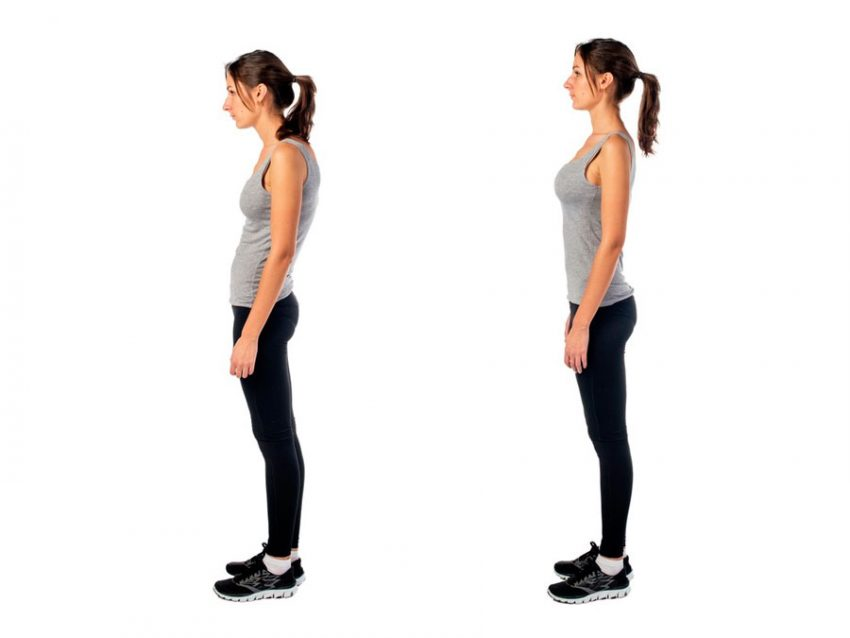 Упражнения против сутулости спины в домашних условиях