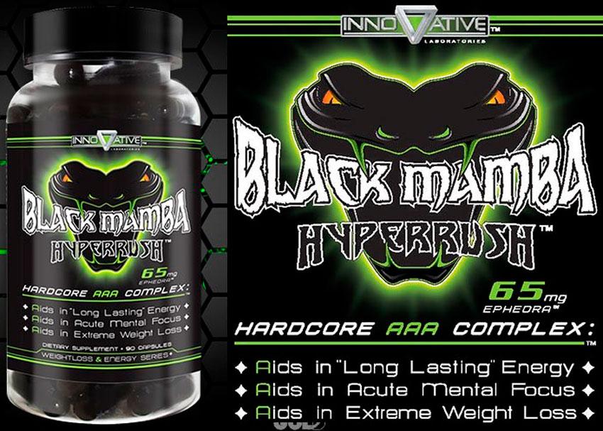 Отзывы innovative black mamba labs
