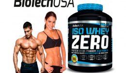 Iso Whey Zero от Biotech США