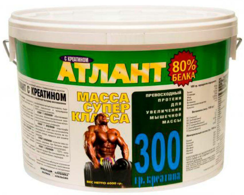 Протеин Атлант 80