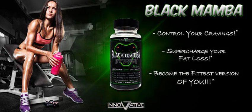 Как принимать Black Mamba Hyperrush