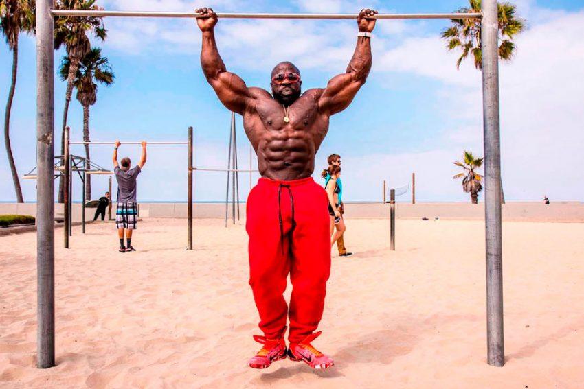 Какие мышцы влияют на подтягивание