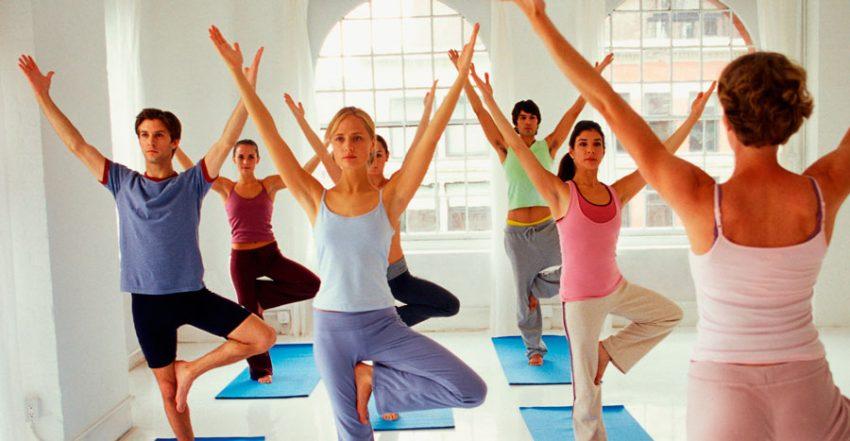 Найти класс по йоге