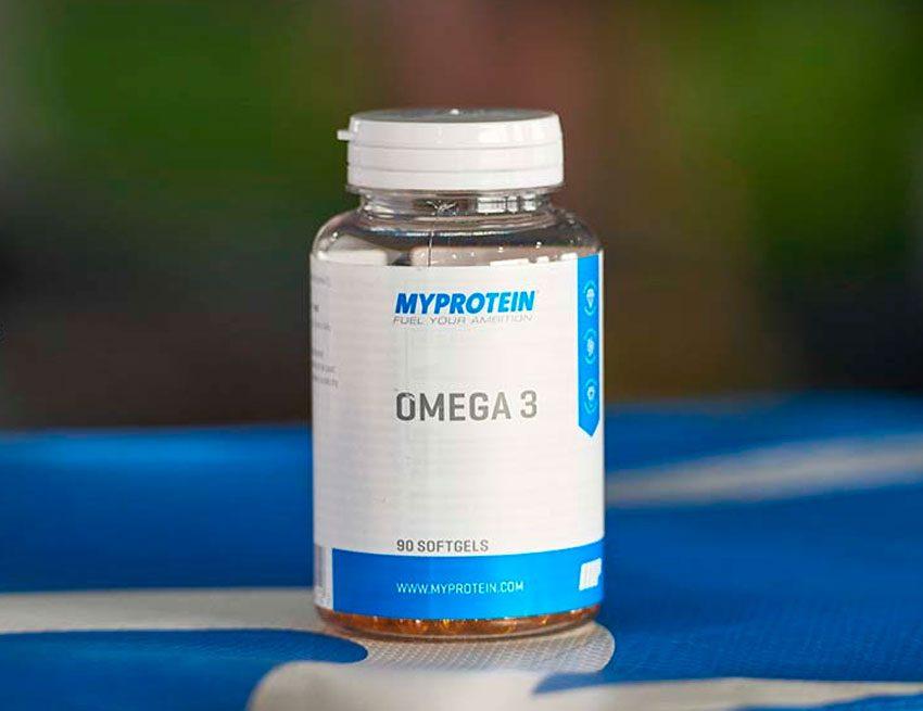 Omega 3 от MyProtein