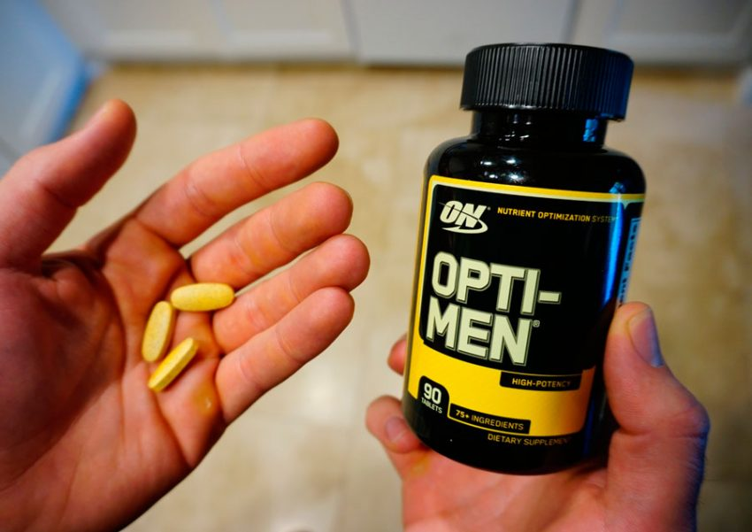 Как правильно принимать Opti-Men
