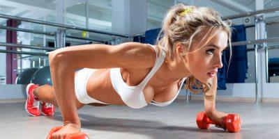 Тренировки во время месячных