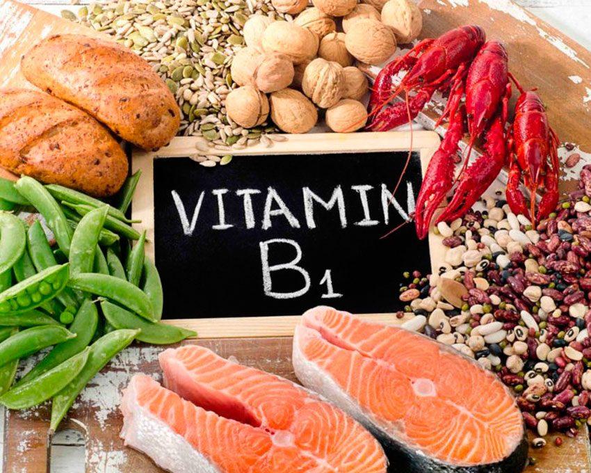 Витамин b1 тиамин влияние на организм правила применения