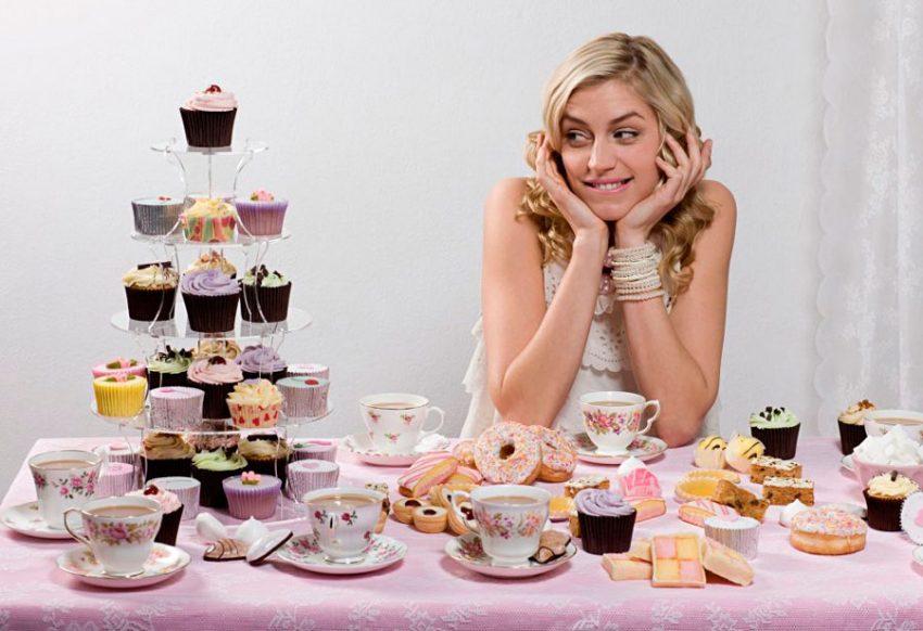 Диетические сладости при похудении