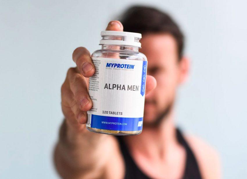 Alpha Men от MyProtein