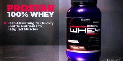 ProStar 100% Whey Protein от Ultimate Nutrition