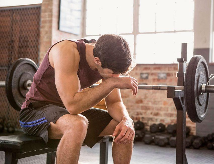 Основные причины тошноты после тренировки