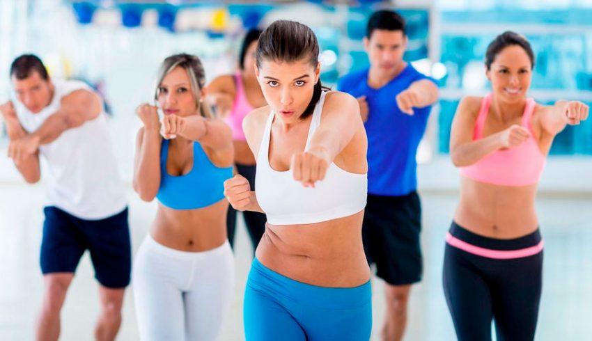 Тренировки Тай Бо для начинающих