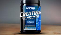 Creatine Micronized от Dymatize