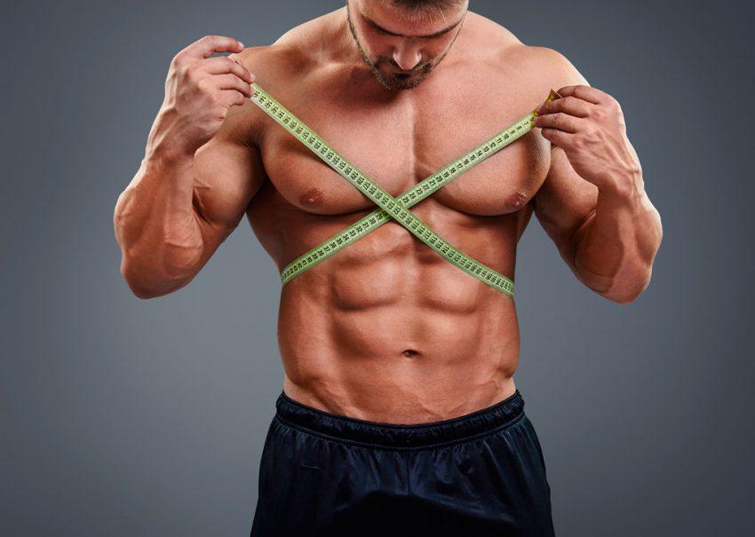 Как правильно измерять мышцы сантиметровой лентой