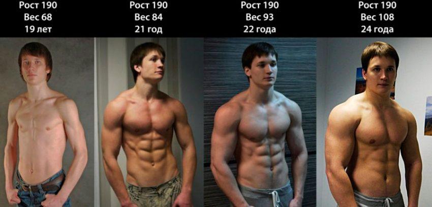 Сколько можно набрать мышечной массы на самом деле