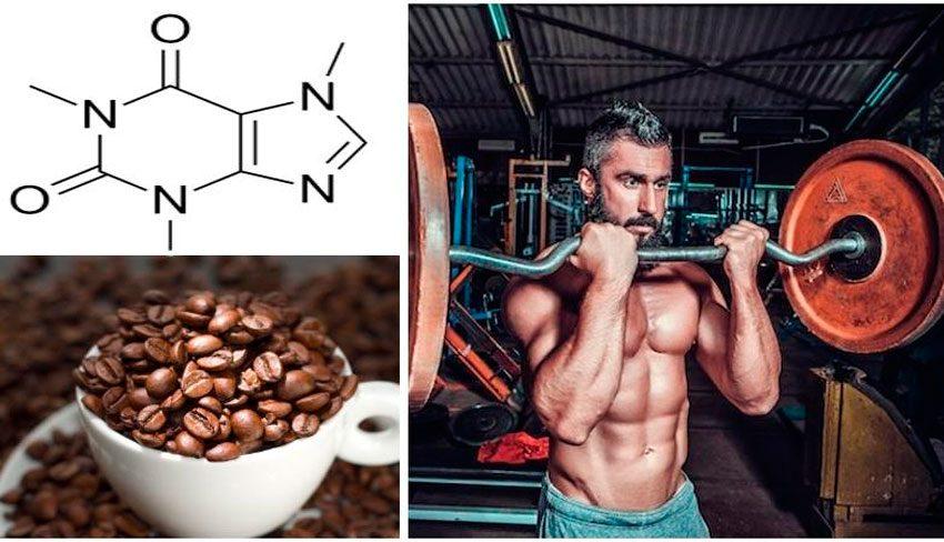 Как принимать кофеин в бодибилдинге
