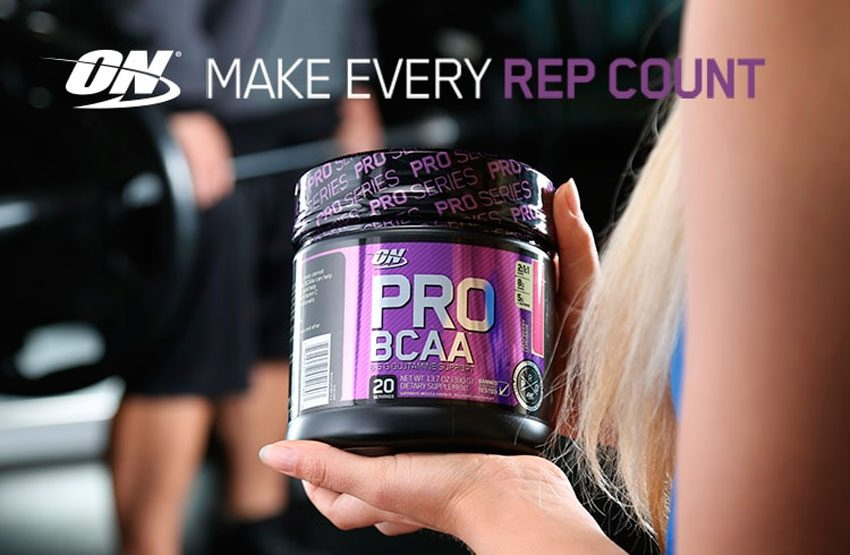 Как принимать PRO BCAA от Optimum Nutrition