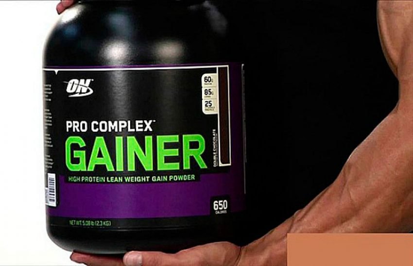 Как принимать Pro Complex Gainer от Optimum Nutrition