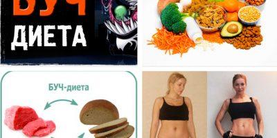 Белково-углеводное чередование для похудения
