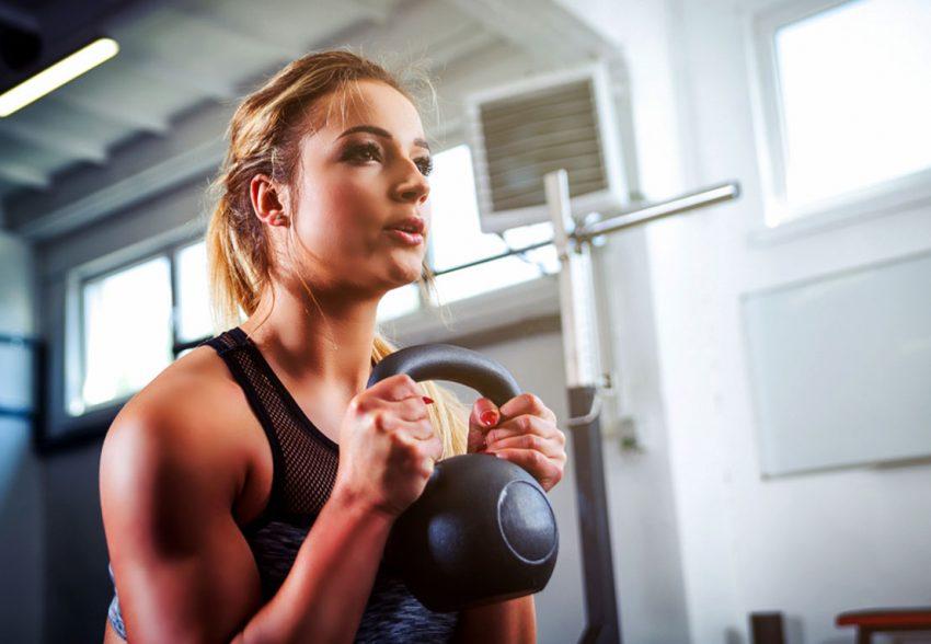 Женский фитнес и бодибилдинг