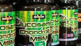 Glucosamine Chondroitin MSM от Maxler