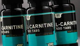 L-Carnitine от Optimum Nutrition