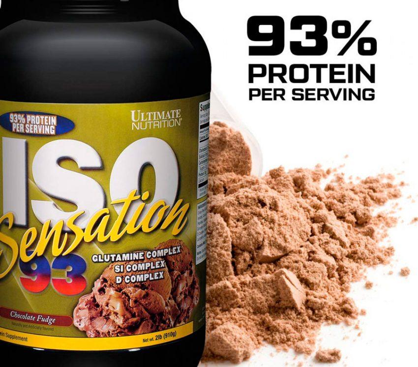 Iso Sensation 93 от Ultimate Nutrition