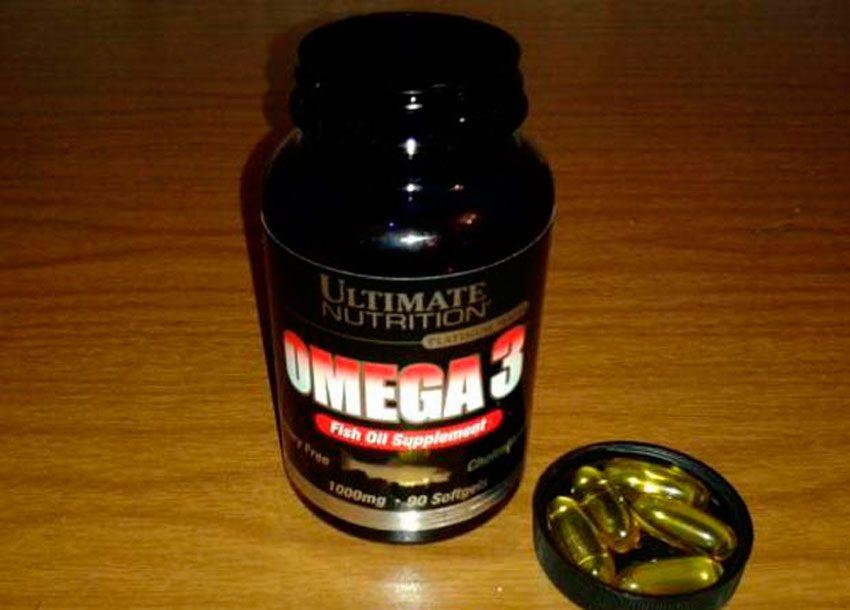 Отзывы об Omega 3