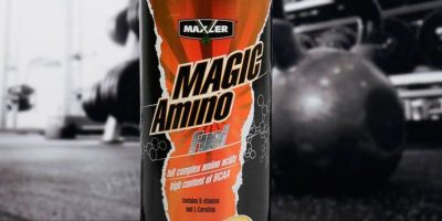 Amino Magic Fuel от Maxler