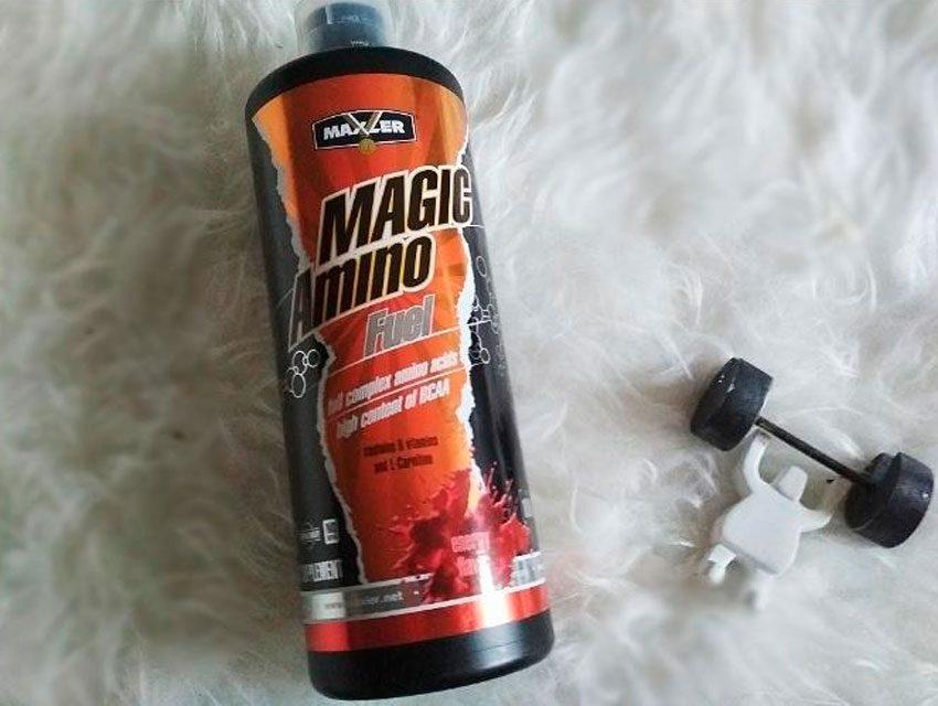 Как принимать Amino Magic Fuel