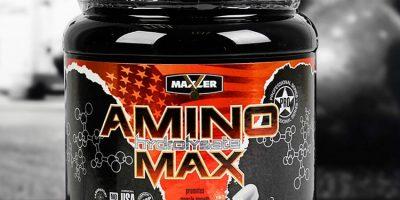Amino Max Hydrolysate от Maxler