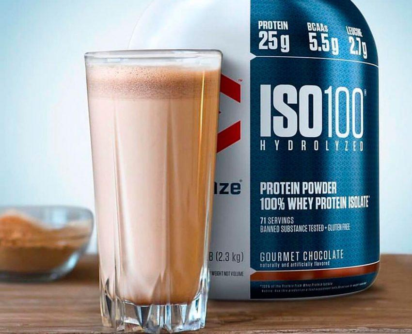 Как принимать Iso 100