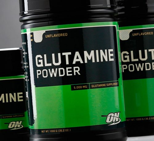 Glutamine Powder от Optimum Nutrition