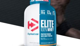 Elite Whey Protein от Dymatize Nutrition
