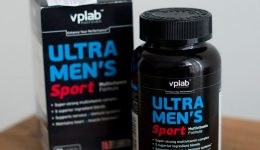 Ultra Men's Sport Multivitamin Formula от VPLab