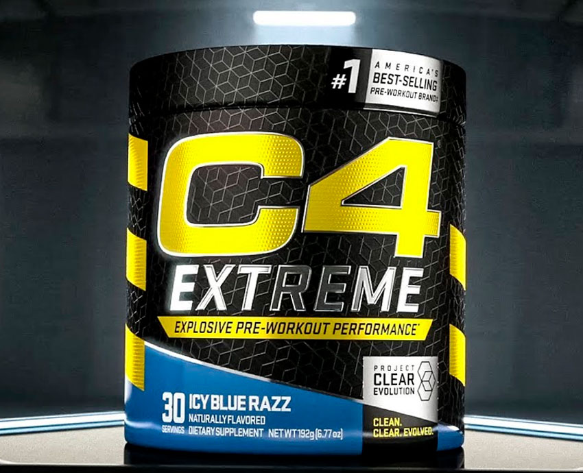 C4 Extreme от Cellucor