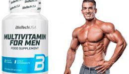 Multivitamin for men от Biotech США