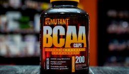 BCAA Caps от Mutant