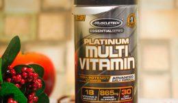 Platinum Multivitamin от MuscleTech