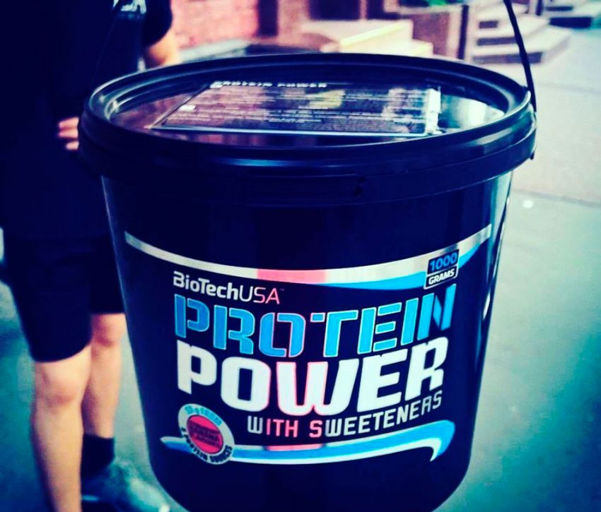 Protein Power от Biotech USA