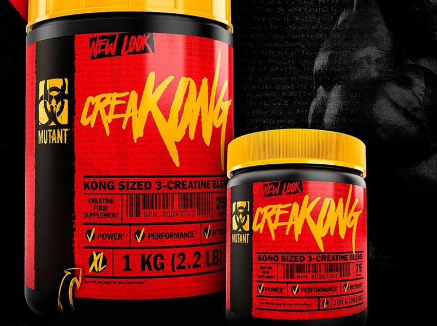 Creakong от Mutant