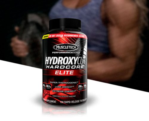 Hydroxycut Hardcore от MuscleTech